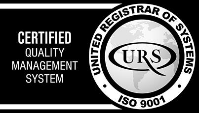 URS URS ISO 9001