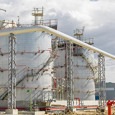 Tantal je vhodným materiálem pro výrobní procesy v chemickém průmyslu