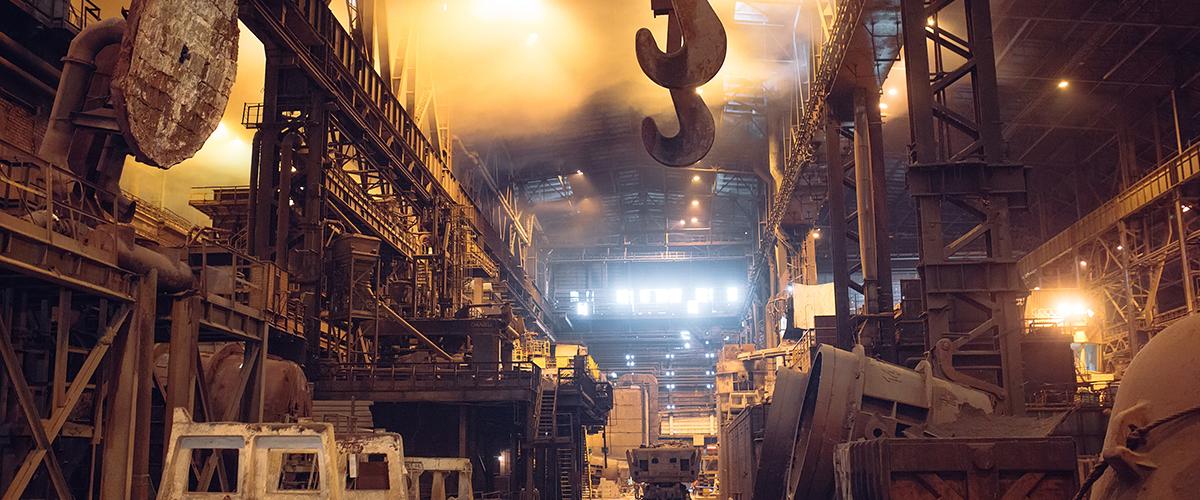 Metallurgical industry - aluminium, copper, tungsten, molybdenum, tantalum and tungsten