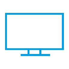 vakuová metalizace, ploché obrazovky