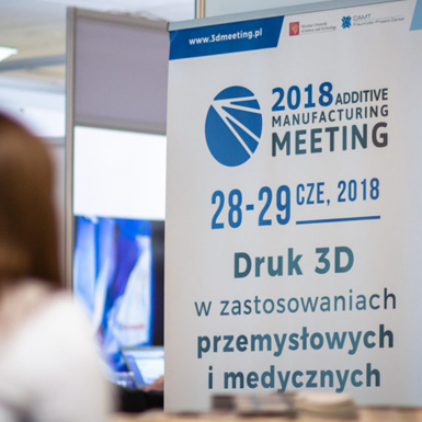 Additive Manufacturing Meeting