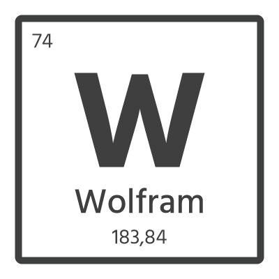 Wolfram element
