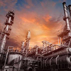 branża petrochemiczna