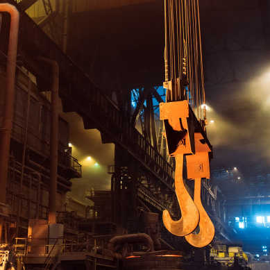 W piecach przemysłowych wykorzystywane są stopy wolframu oraz stopy molibdenu