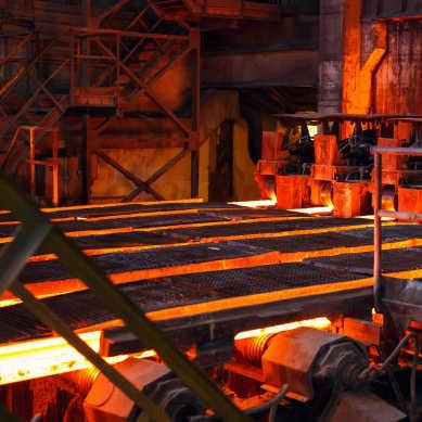 Metallurgische Industrie