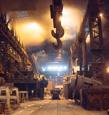 Metallurgische Industrie