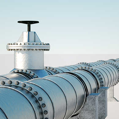 Titanium and its alloys are used for pumps, heat exchangers and pipelines elements.