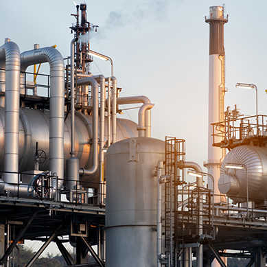 Nickel und seine Legierungen sind die beliebtesten Materialien im petrochemischen Sektor.