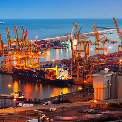 Schiffbauindustrie
